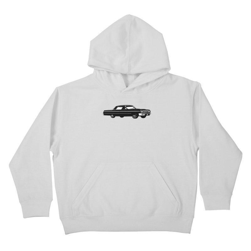 '64 Impala Kids Pullover Hoody by Midnight Studio