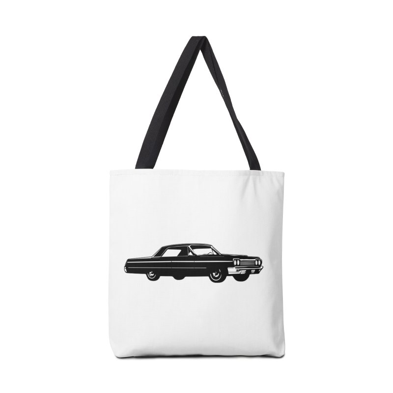 '64 Impala Accessories Tote Bag Bag by Midnight Studio