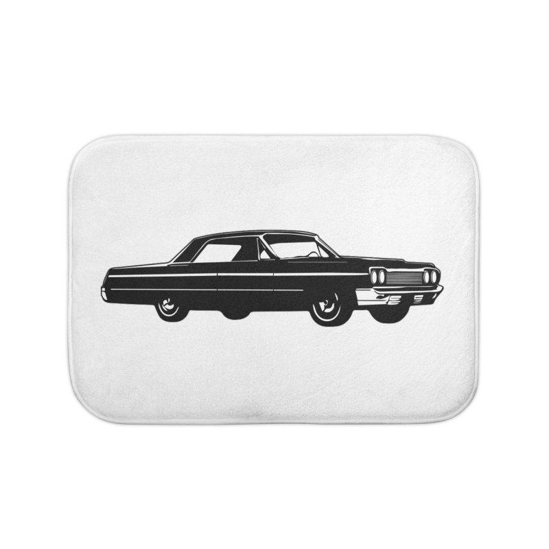 '64 Impala Home Bath Mat by Midnight Studio
