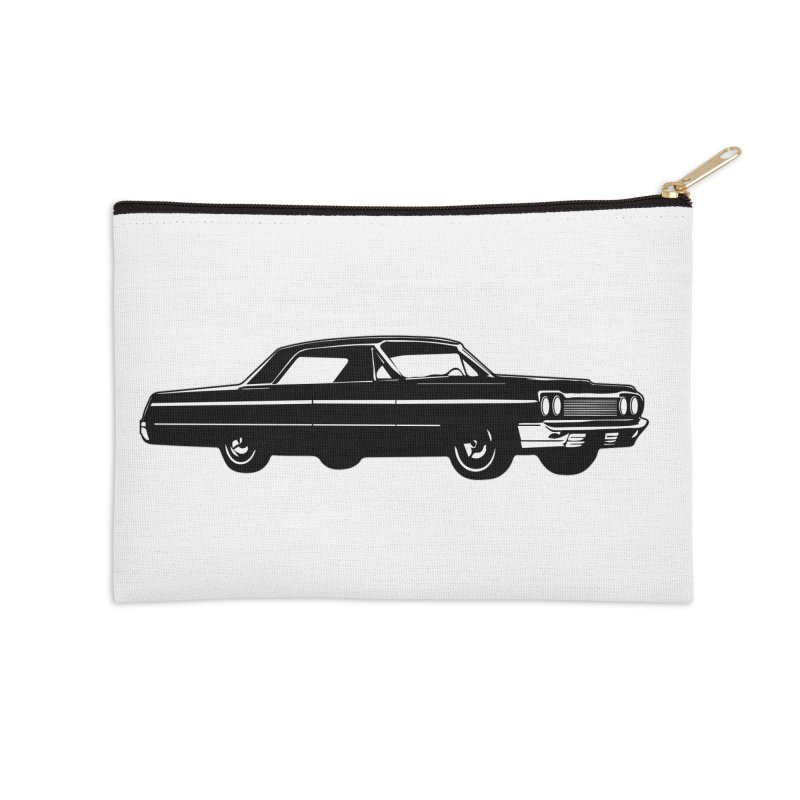 '64 Impala Accessories Zip Pouch by Midnight Studio