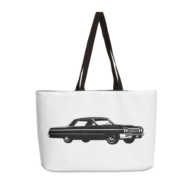 '64 Impala in Weekender Bag by Midnight Studio