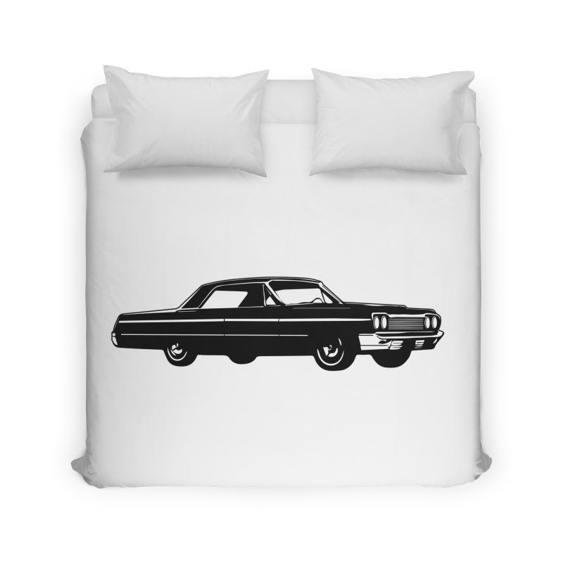 '64 Impala Home Duvet by Midnight Studio