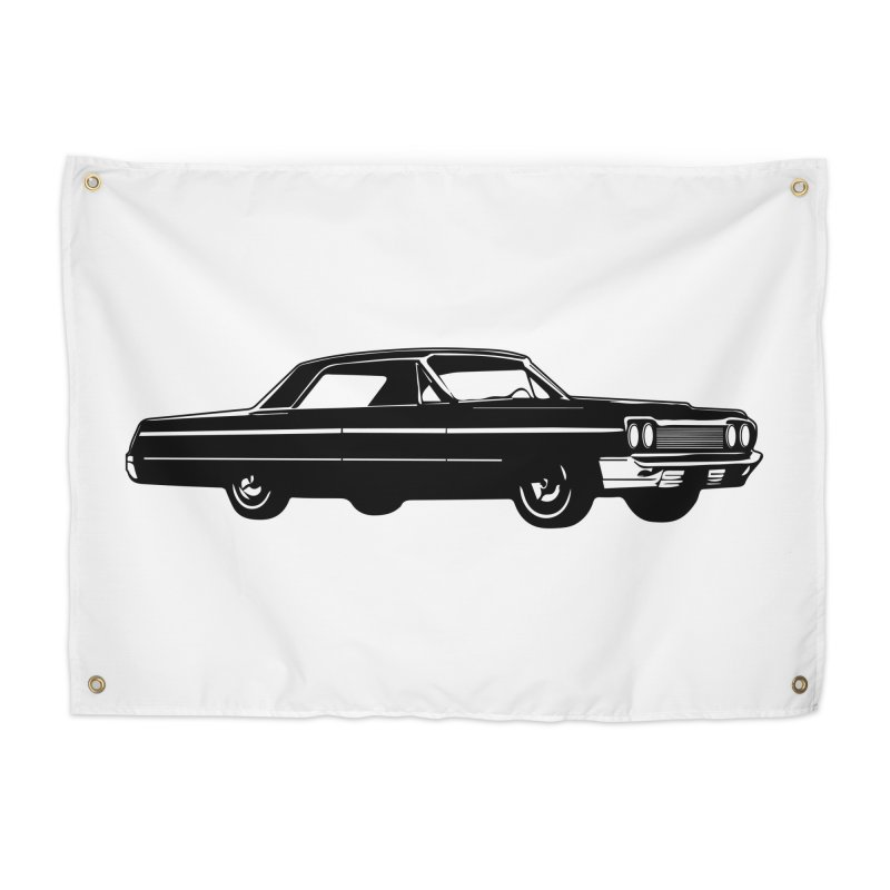 '64 Impala Home Tapestry by Midnight Studio