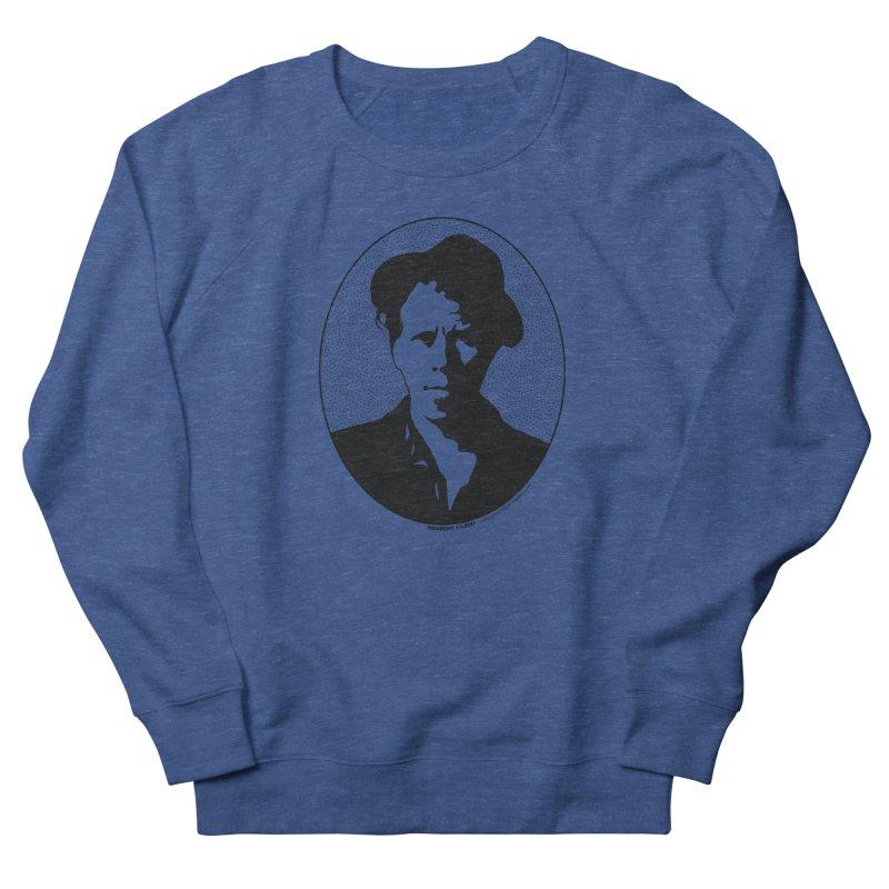 Tom Waits in Black Women's Sweatshirt by Midnight Studio