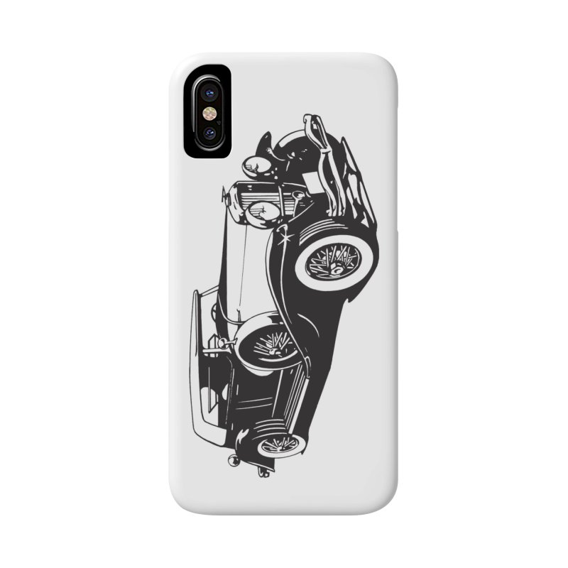 The Duesenberg Accessories Phone Case by Midnight Studio
