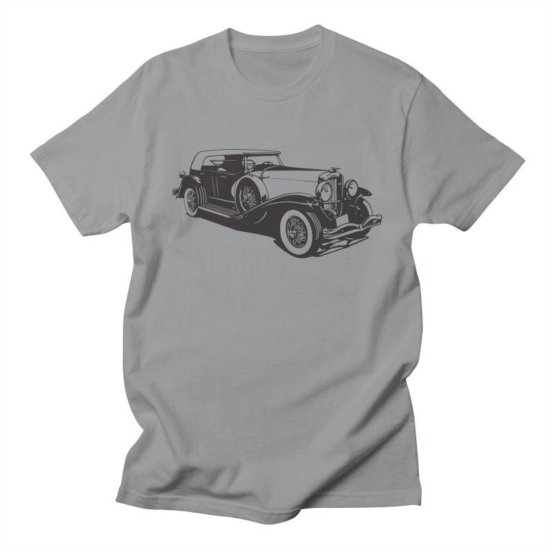 The Duesenberg Women's Regular Unisex T-Shirt by Midnight Studio