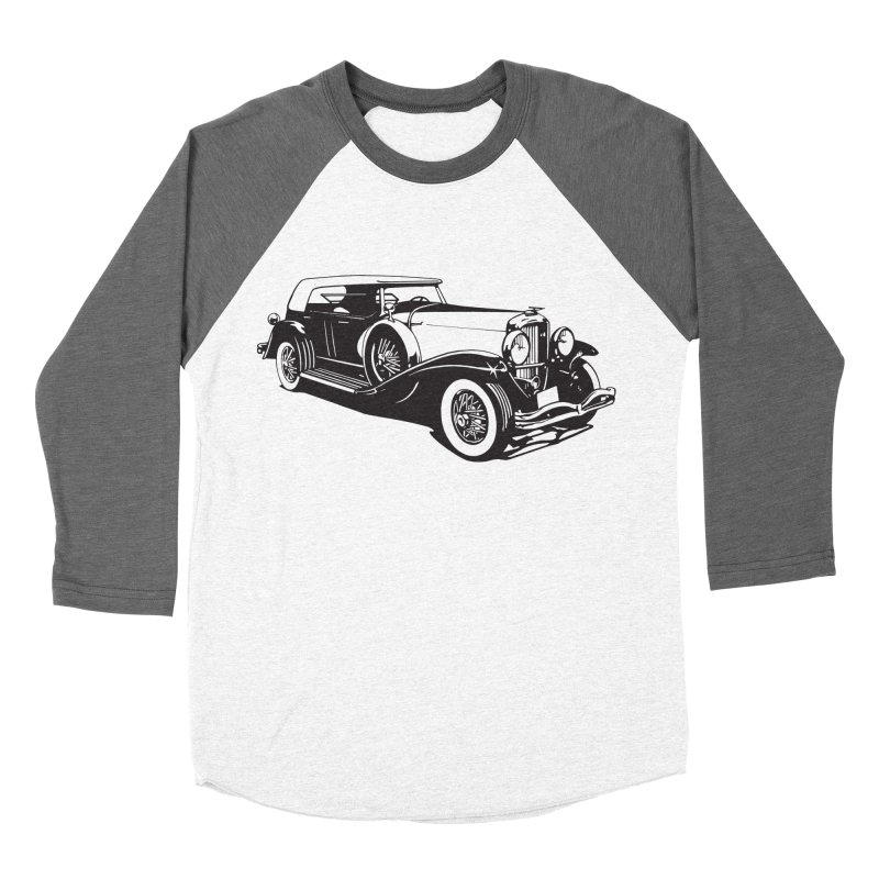 The Duesenberg Women's Longsleeve T-Shirt by Midnight Studio