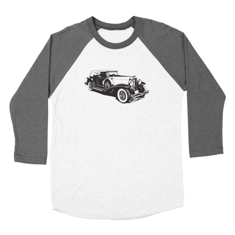 The Duesenberg Women's Longsleeve T-Shirt by Midnight Studio