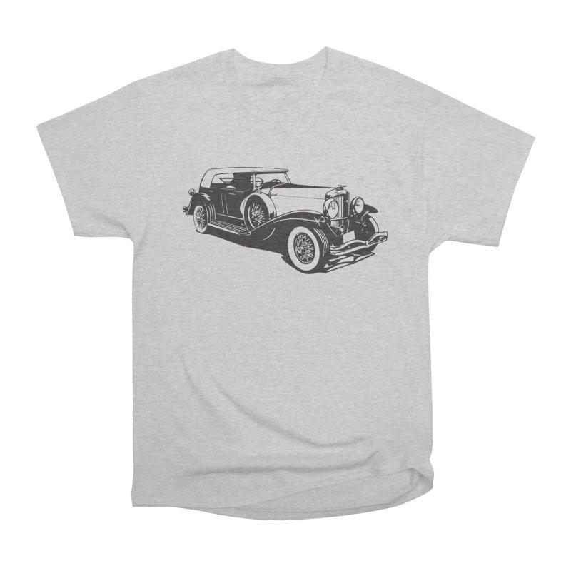 The Duesenberg Men's Classic T-Shirt by Midnight Studio