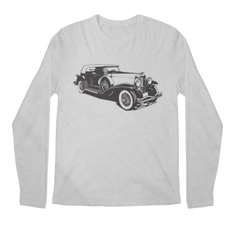 The Duesenberg Men's Regular Longsleeve T-Shirt by Midnight Studio