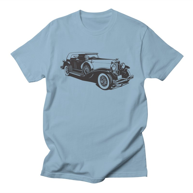 The Duesenberg Men's Regular T-Shirt by Midnight Studio