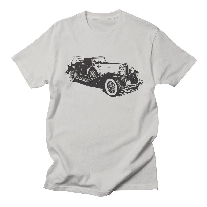 The Duesenberg Men's Regular T-Shirt by Midnight Studio