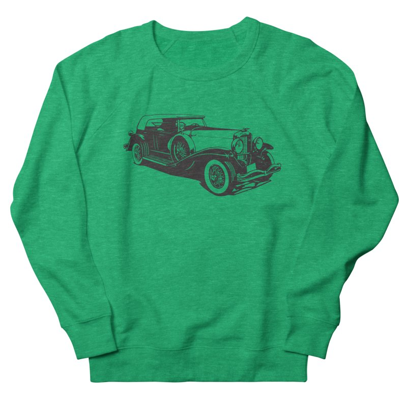 The Duesenberg Women's Sweatshirt by Midnight Studio