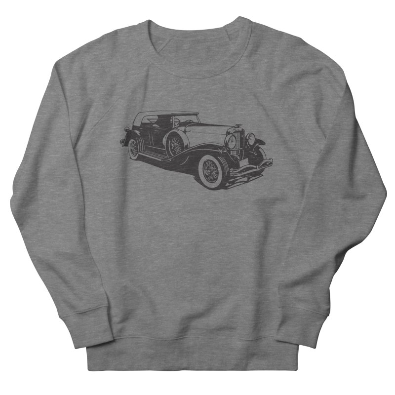 The Duesenberg Men's French Terry Sweatshirt by Midnight Studio