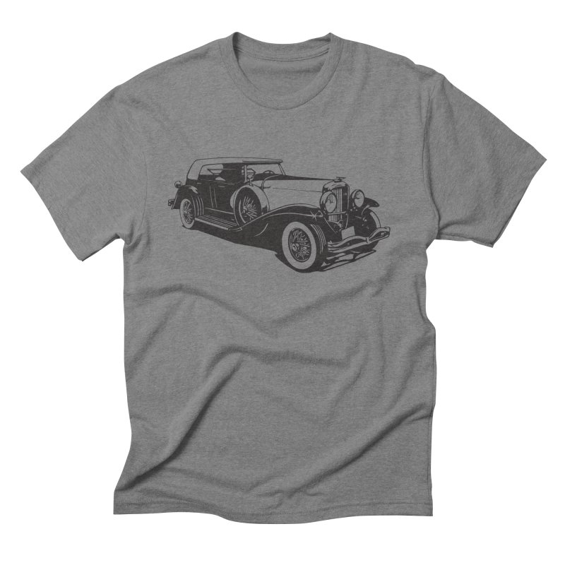 The Duesenberg Men's Triblend T-Shirt by Midnight Studio