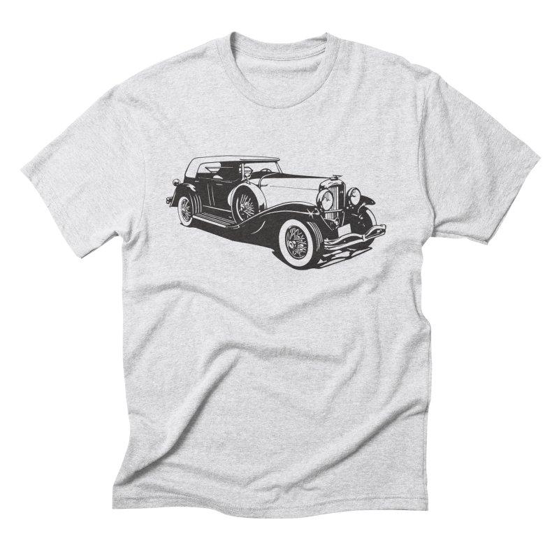 The Duesenberg Men's Triblend T-Shirt by Midnight Studio