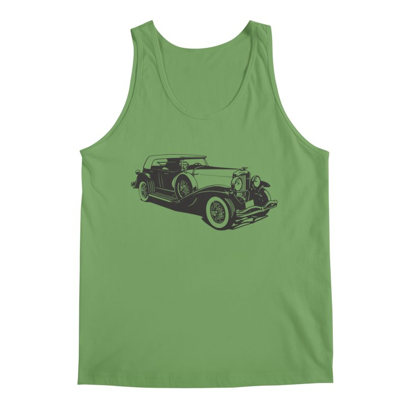 The Duesenberg Men's Tank by Midnight Studio