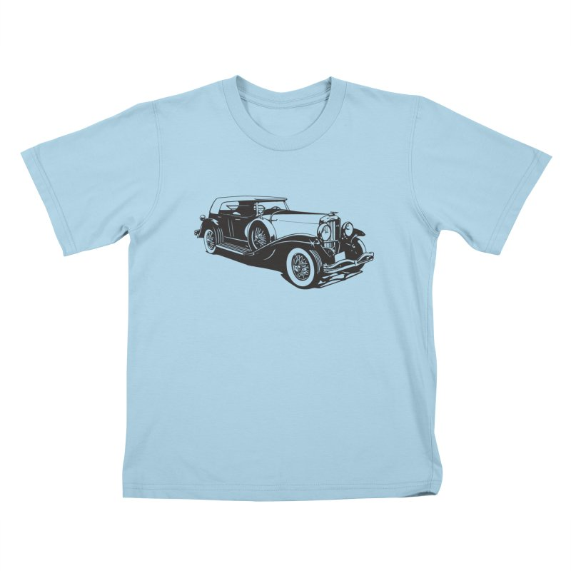 The Duesenberg Kids T-Shirt by Midnight Studio