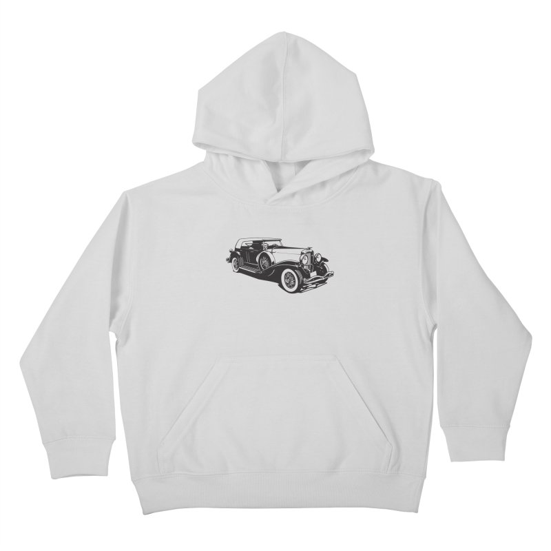 The Duesenberg Kids Pullover Hoody by Midnight Studio