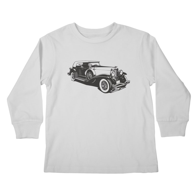 The Duesenberg Kids Longsleeve T-Shirt by Midnight Studio