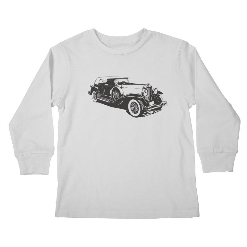 The Duesenberg Kids Longsleeve T-Shirt by Midnight Studio