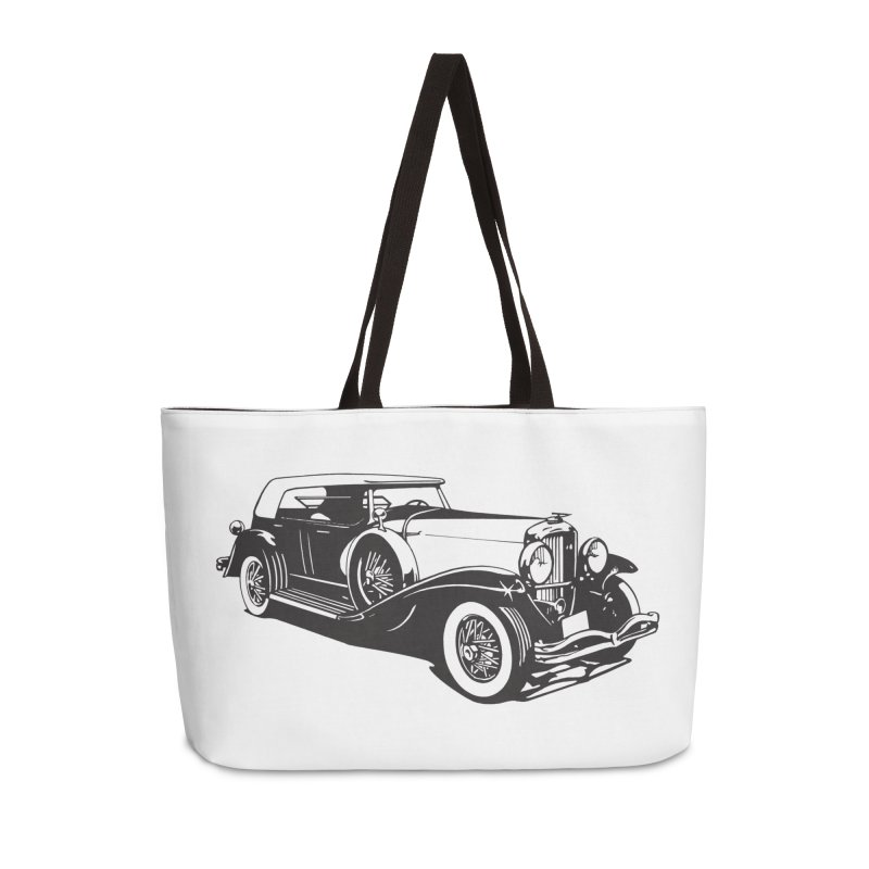 The Duesenberg Accessories Weekender Bag Bag by Midnight Studio