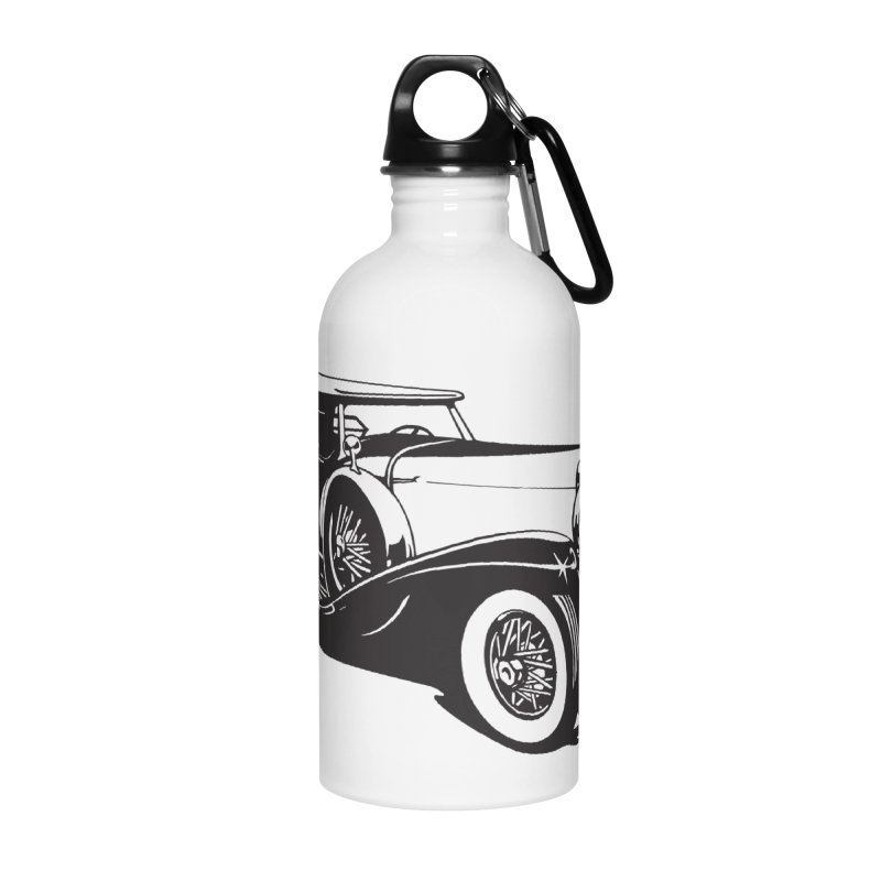 The Duesenberg Accessories Water Bottle by Midnight Studio