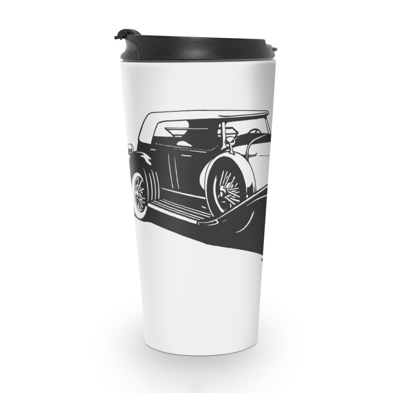 The Duesenberg Accessories Travel Mug by Midnight Studio