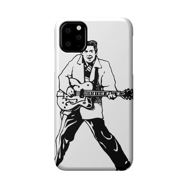 Eddie Cochran - Summertime Blues Edition Accessories Phone Case by Midnight Studio
