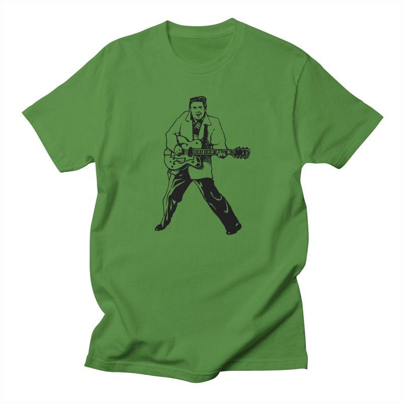 Eddie Cochran - Summertime Blues Edition Men's Regular T-Shirt by Midnight Studio