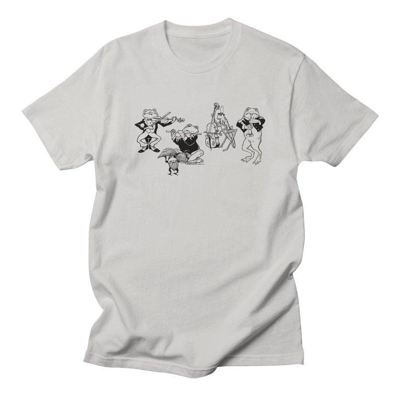 Spring Quartet Men's T-Shirt by Midnight Studio