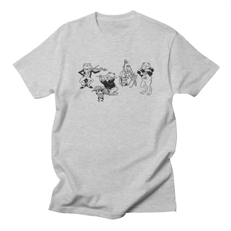 Spring Quartet Women's Regular Unisex T-Shirt by Midnight Studio