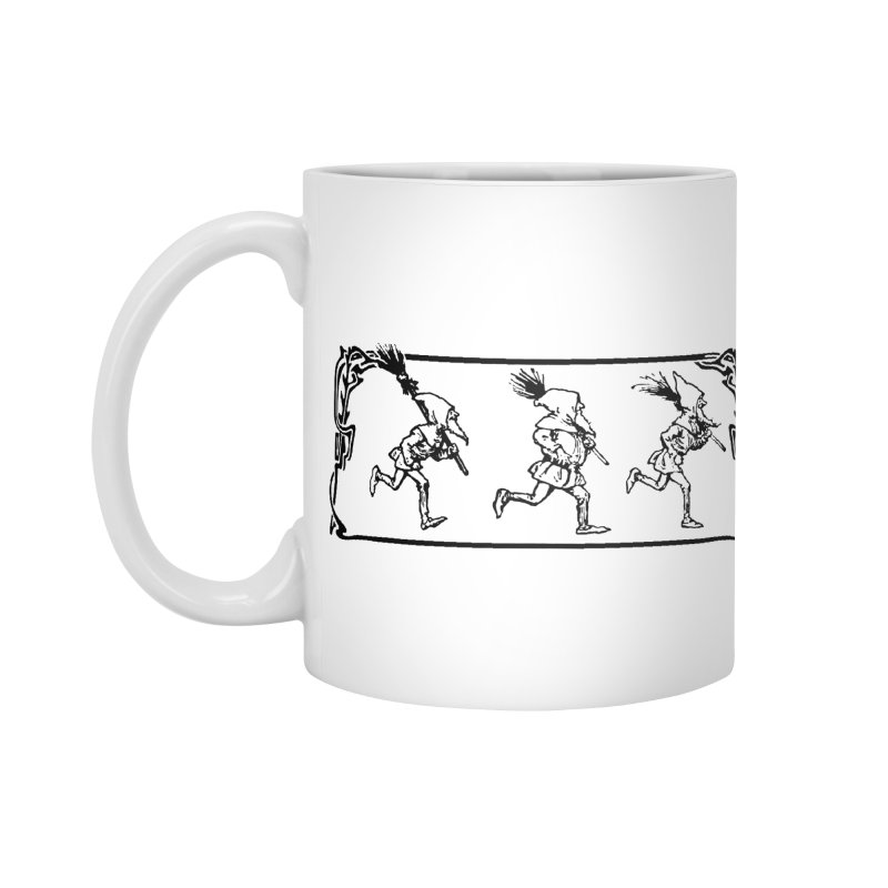 Gnomes Accessories Standard Mug by Midnight Studio
