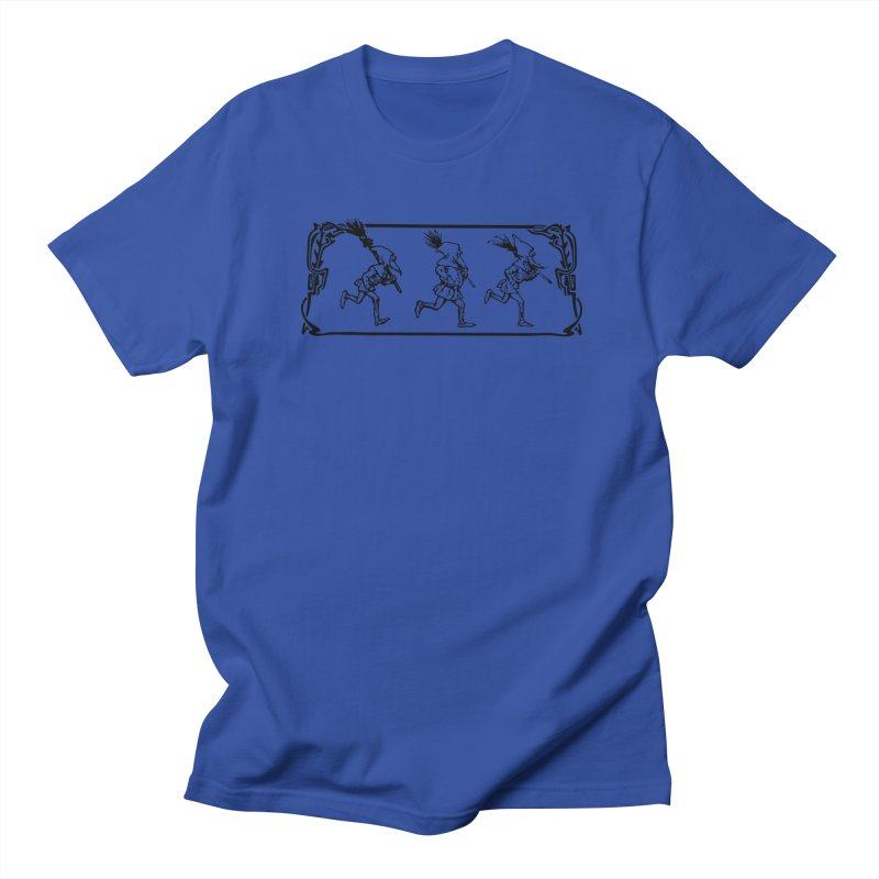 Gnomes Women's Regular Unisex T-Shirt by Midnight Studio