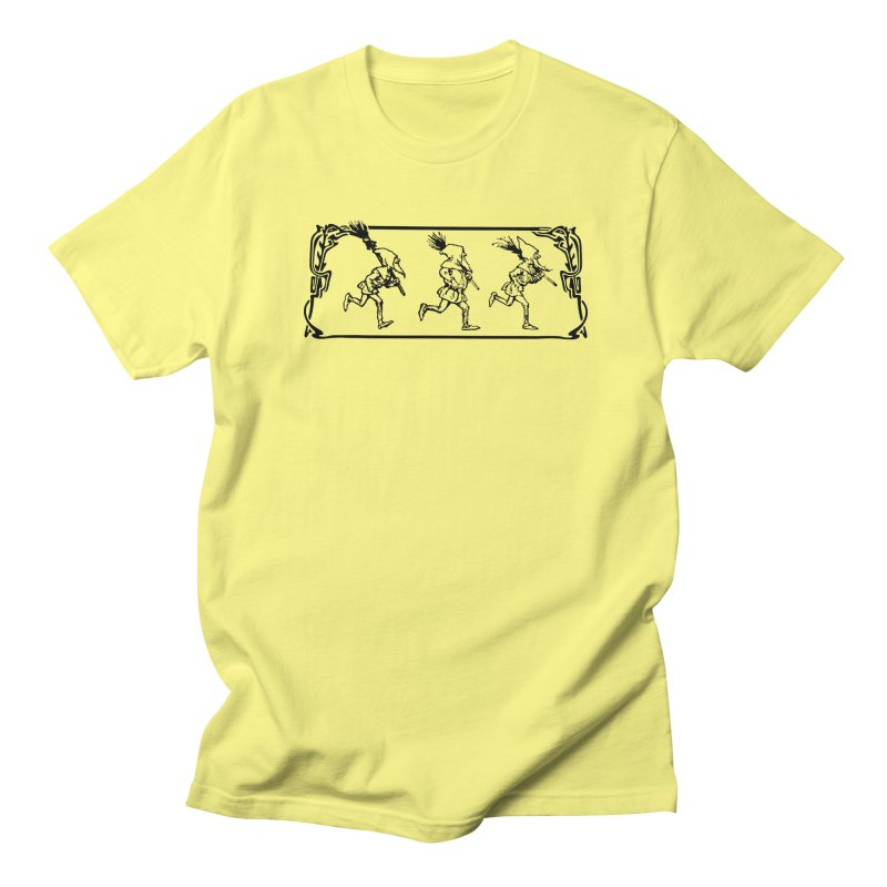 Gnomes Men's Regular T-Shirt by Midnight Studio