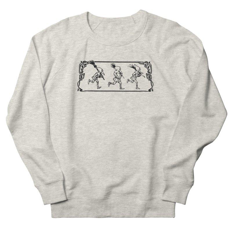 Gnomes Women's Sweatshirt by Midnight Studio