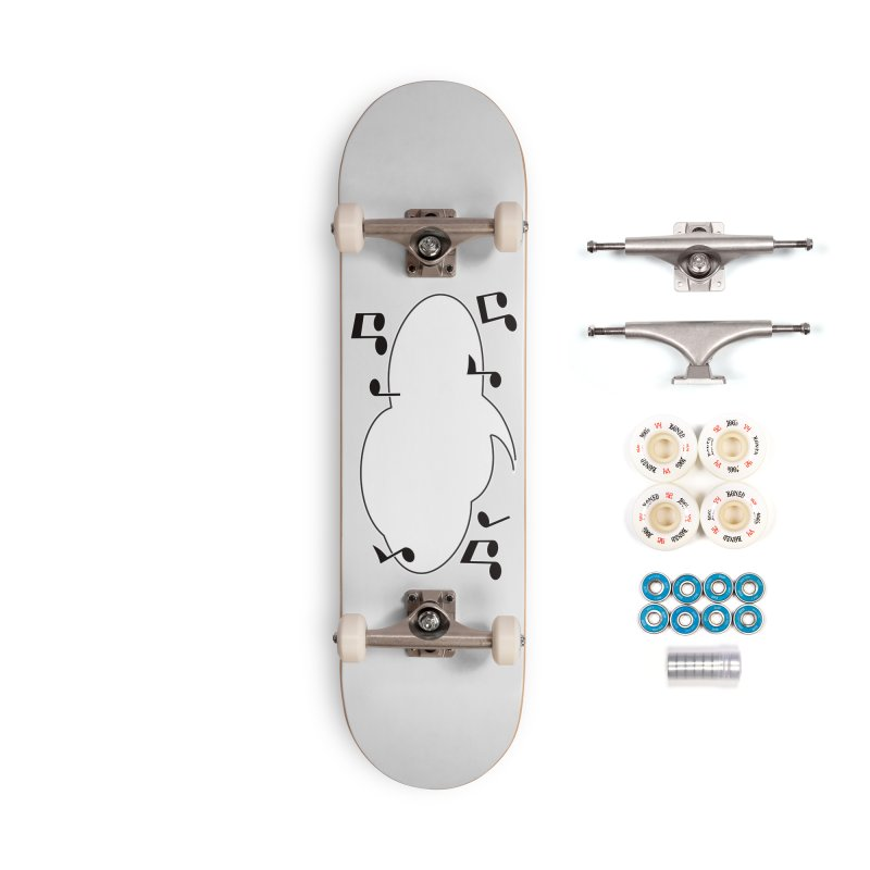 DIY Favorite Song/Lyric Accessories Complete - Premium Skateboard by Midnight Studio