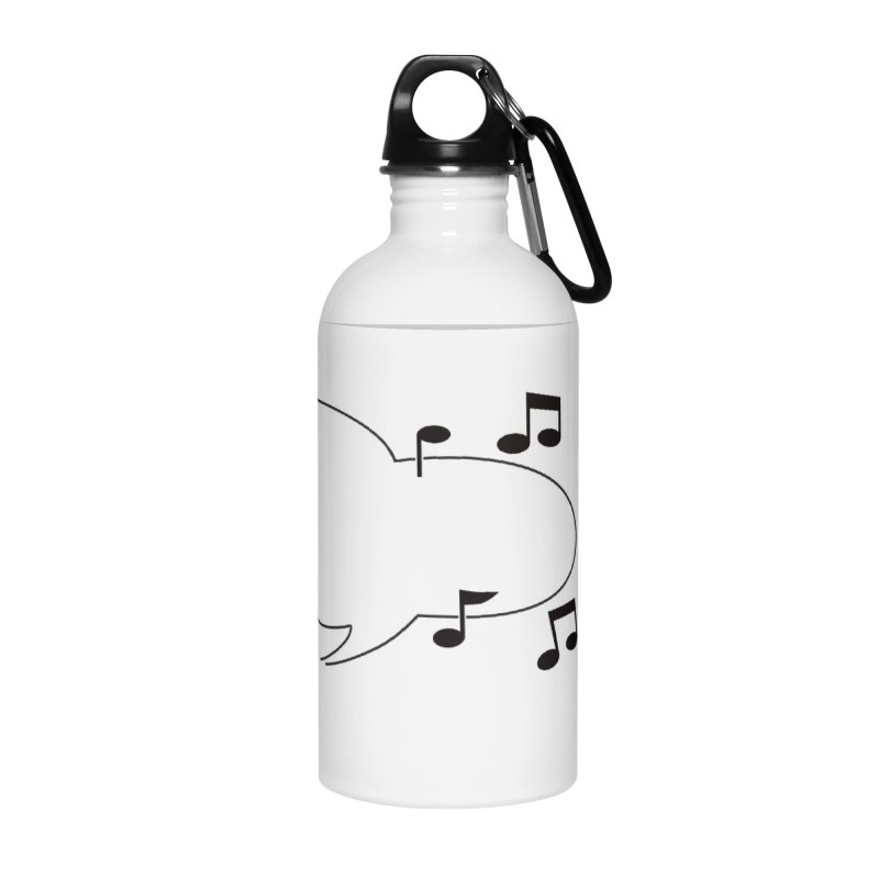 DIY Favorite Song/Lyric Accessories Water Bottle by Midnight Studio