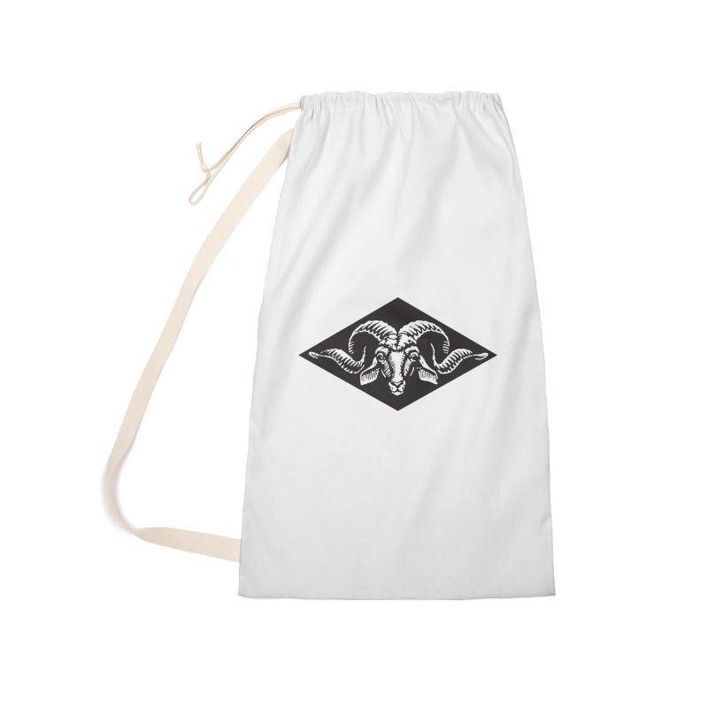 G.O.A.T. Accessories Laundry Bag Bag by Midnight Studio