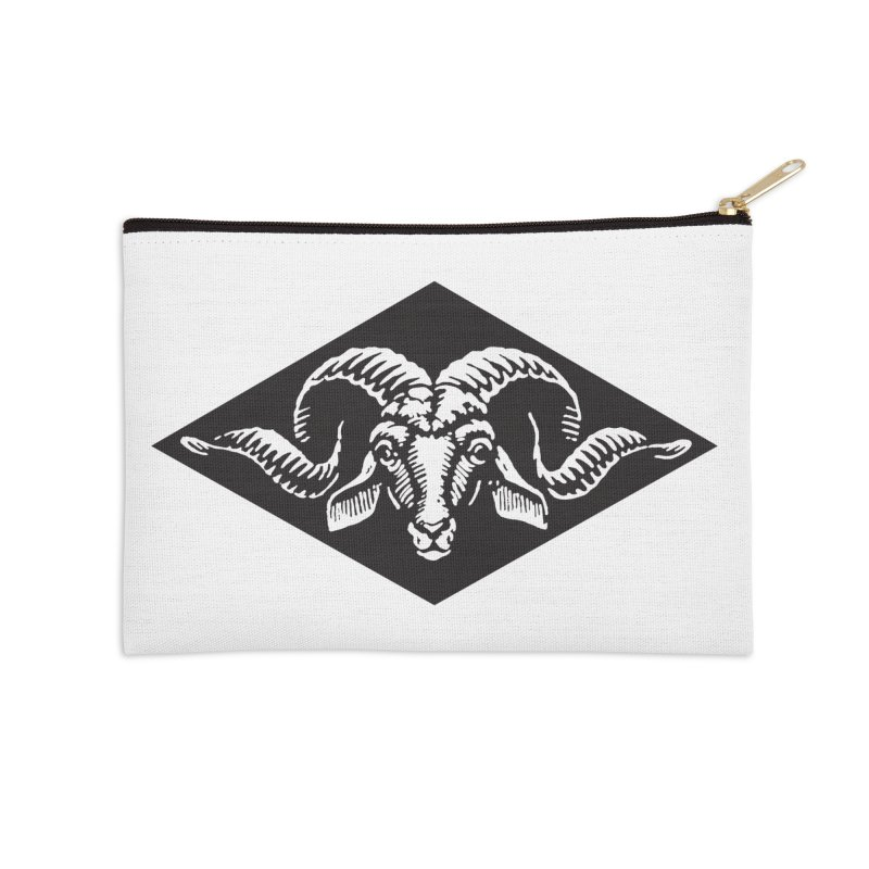 G.O.A.T. Accessories Zip Pouch by Midnight Studio