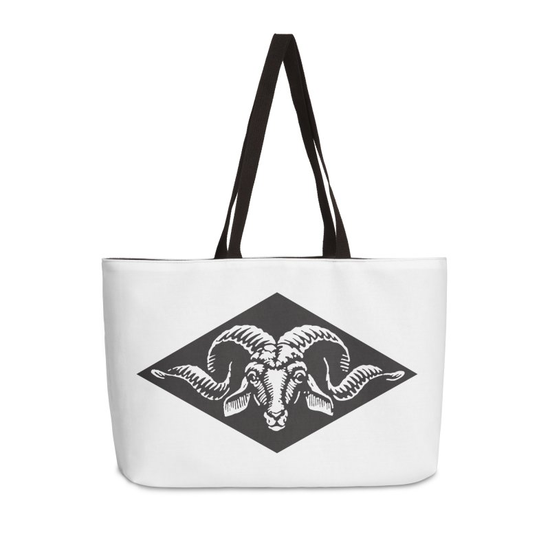 G.O.A.T. Accessories Weekender Bag Bag by Midnight Studio