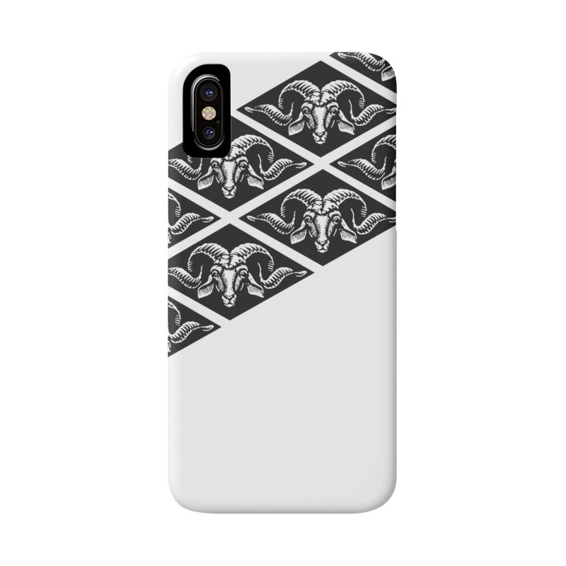 G.O.A.T. Accessories Phone Case by Midnight Studio