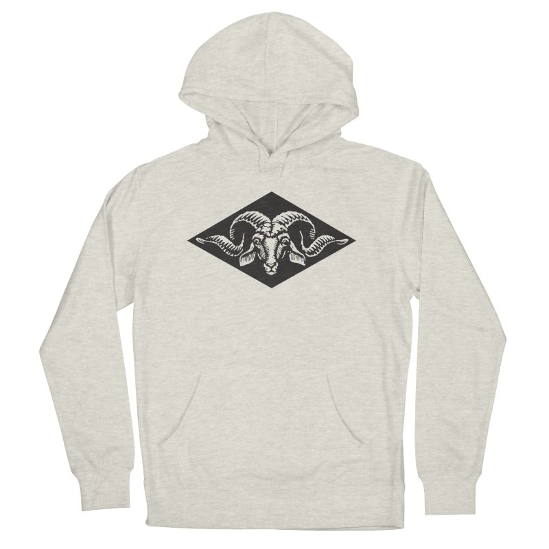 G.O.A.T. Men's Pullover Hoody by Midnight Studio