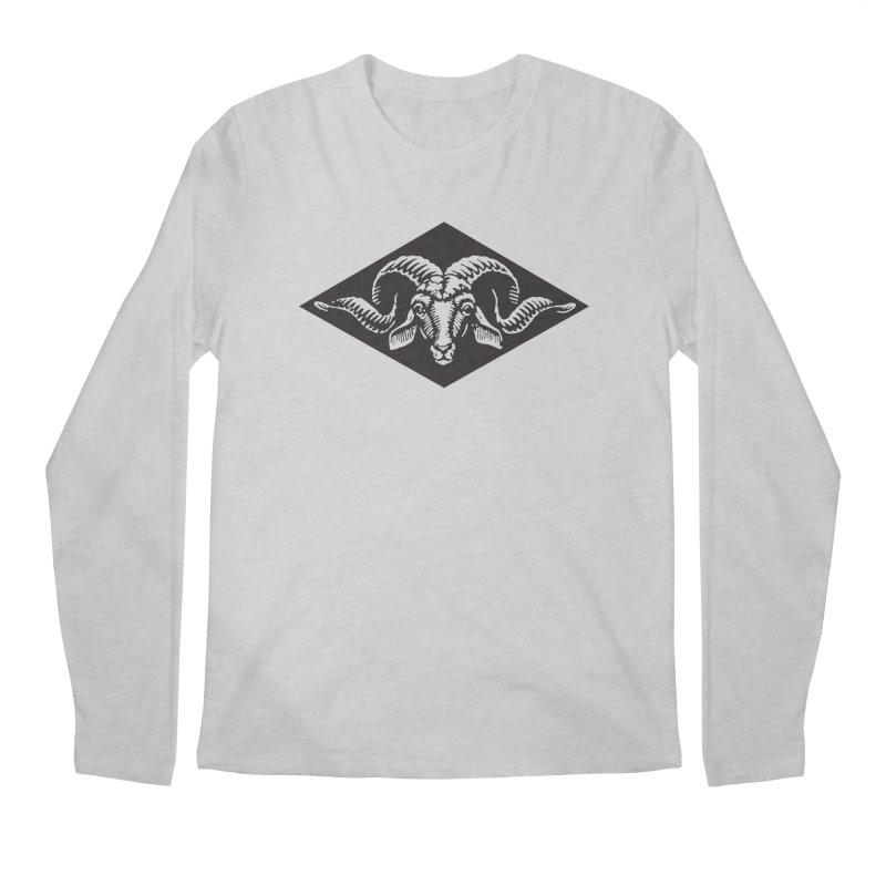 G.O.A.T. Men's Longsleeve T-Shirt by Midnight Studio