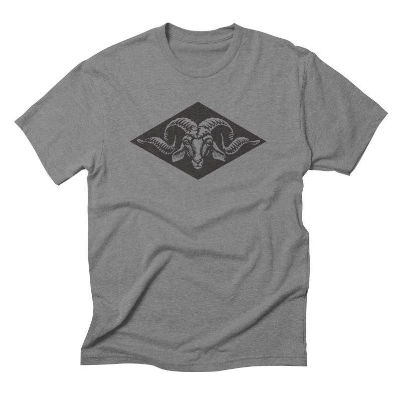 G.O.A.T. Men's Triblend T-Shirt by Midnight Studio