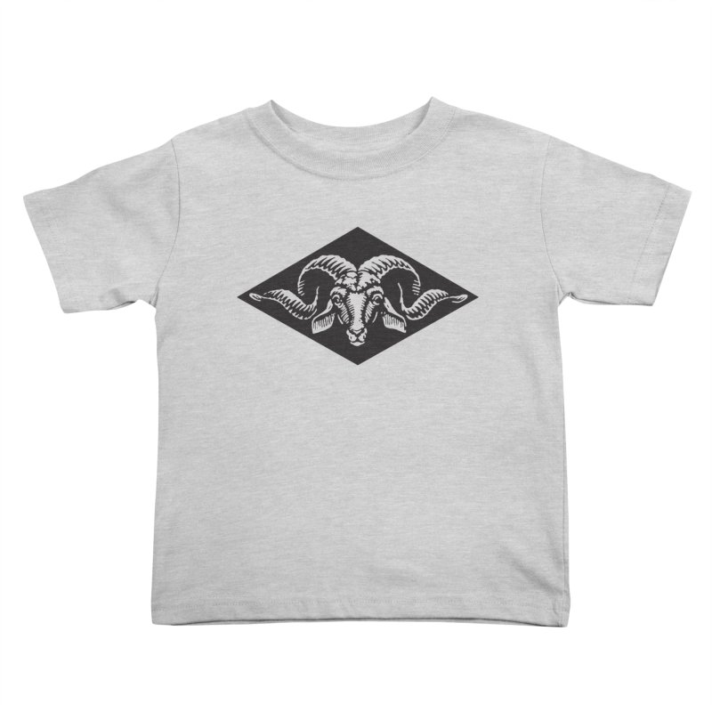G.O.A.T. Kids Toddler T-Shirt by Midnight Studio
