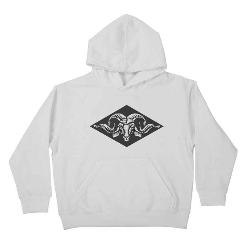 G.O.A.T. Kids Pullover Hoody by Midnight Studio