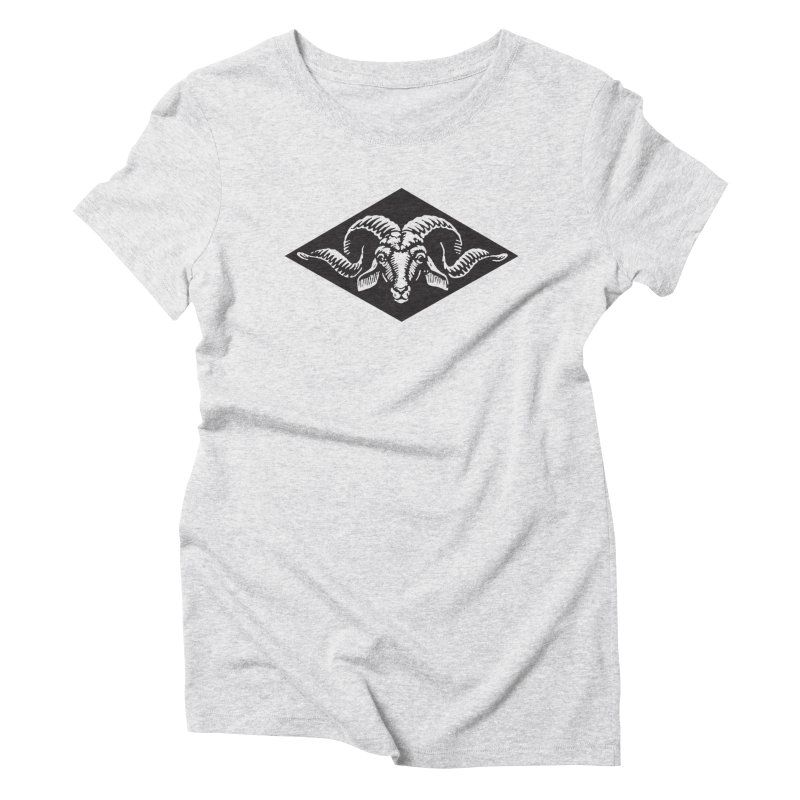 G.O.A.T. Women's Triblend T-Shirt by Midnight Studio