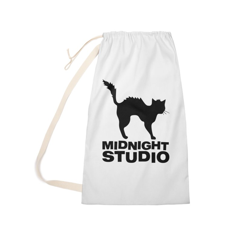 Studio Shirt Accessories Laundry Bag Bag by Midnight Studio