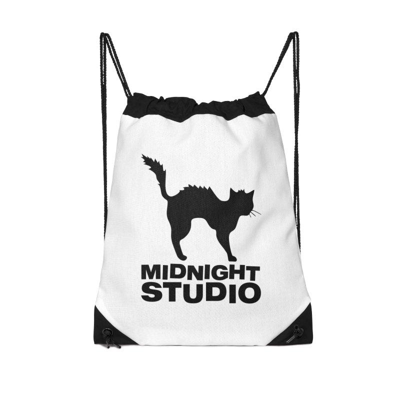 Studio Shirt Accessories Drawstring Bag Bag by Midnight Studio